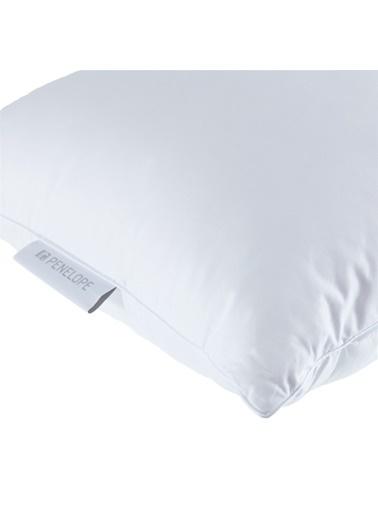 Penelope Doppia Elyaf Yastık 50x70 Beyaz
